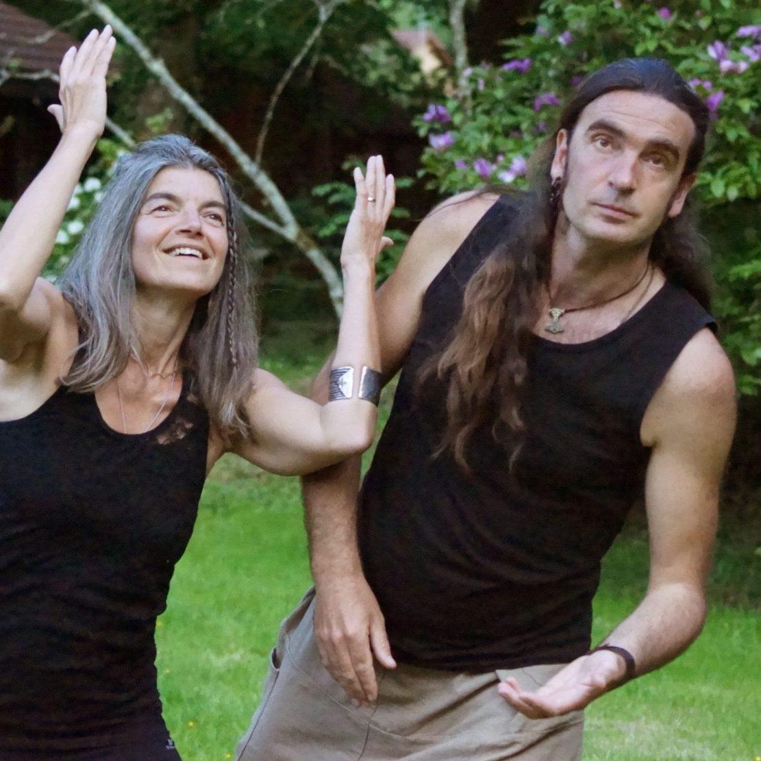 Anne-Ena & Nicolas Bernard