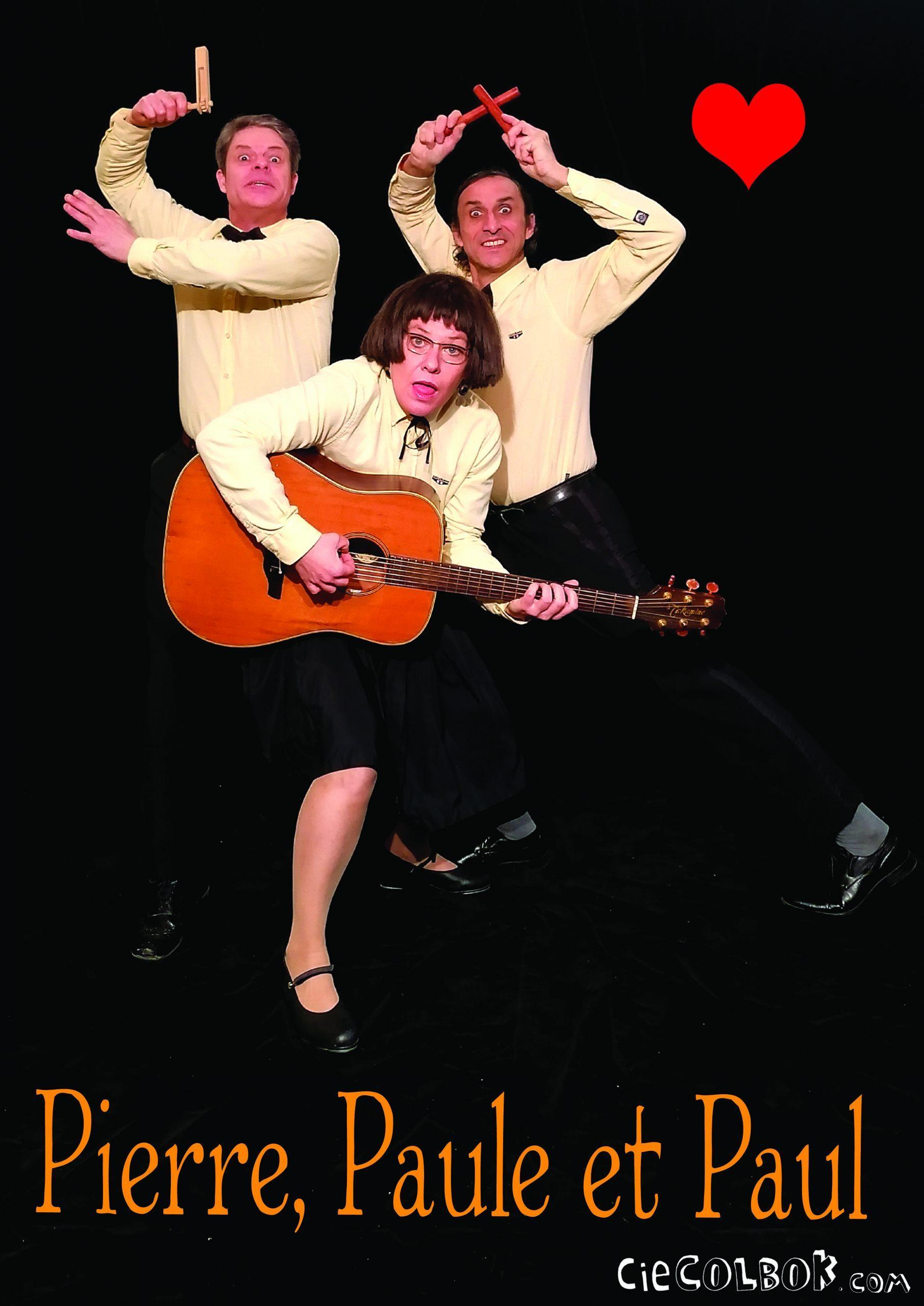 Pierre Paul et Paule